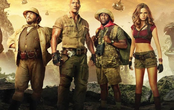 Nonton film jumanji, jumanji the next leve